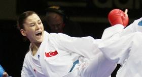 Akdeniz Oyunları'nda ilk altın madalya