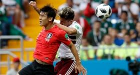 Güney Kore Meksika maç özeti 1-2