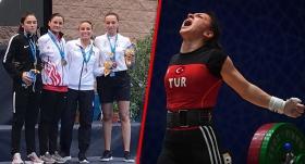 Akdeniz Oyunları'nda millilerden 8 madalya