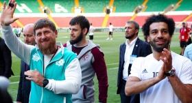 Çeçenistan'dan Salah'a fahri vatandaşlık