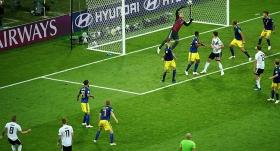 Almanya İsveç maç özeti 2-1