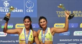 Milli Takım, Dünya Turu'nda 3. oldu