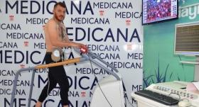 Ziya Erdal, sağlık kontrolünden geçti