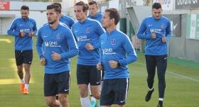Trabzonspor mesaiye 30 futbolcuyla başlayacak