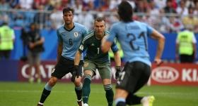 Uruguay Rusya maç özeti 3-0