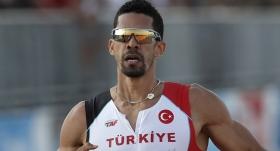 Milli atlet Copello, Londra'da 2. oldu