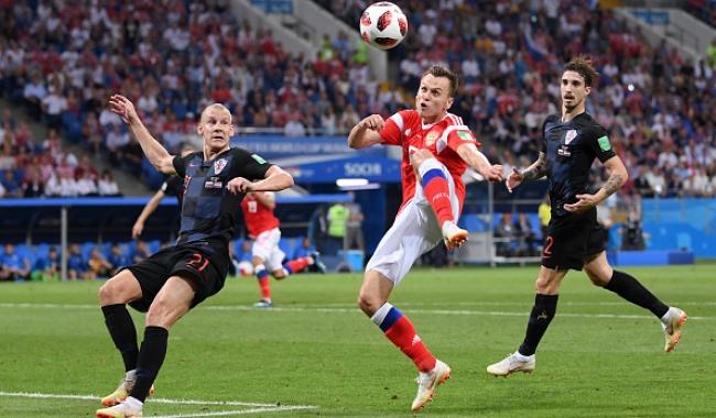 Rusya - Hırvatistan (Özet) - TRT Spor - Türkiye`nin güncel