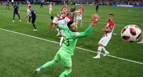Fransa - Hırvatistan maç özeti 4-2