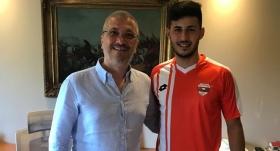 Adanaspor, Eren Keleş'i transfer etti