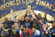 Dünya Kupası finaline damga vurdular!