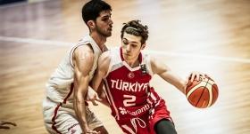 Türkiye'den Karadağ'a 29 sayı fark