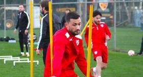Afjet Afyonspor ilk yabancı transferini yaptı