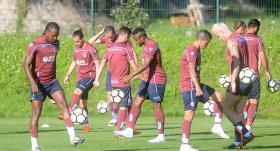 Trabzonspor'da stoper görevi kalecilerin