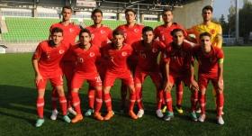 Türkiye, Avrupa Şampiyonası'na veda etti