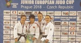 Judoda bir altın, bir gümüş madalya
