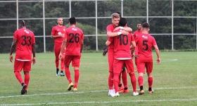 Eskişehirspor'dan gollü prova