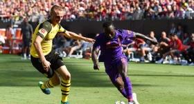 Dortmund, Liverpool'u yıktı