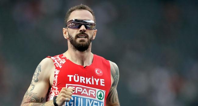 Ramil Guliyev finale koştu - TRT Spor - Türkiye`nin güncel spor haber  kaynağı