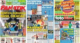 ''Benfica buradan nasıl çıkacak!''