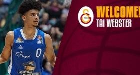 Galatasaray'ın yeni oyun kurucusu İstanbul'da