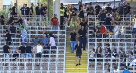 LASK Linz - Beşiktaş maçı öncesi gerginlik!