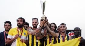 Şampiyon kadınlarda ENKA, erkeklerde Fenerbahçe