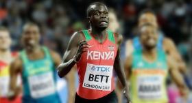 Doping testinden kaçan atlete ceza