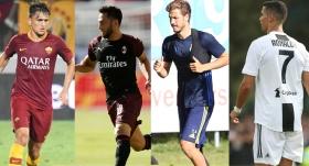 Serie A'da perde açılıyor