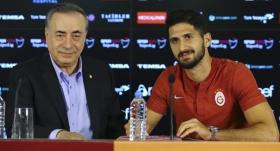 Galatasaray'a transferde sponsor müjdesi