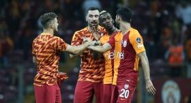 Galatasaray, seriyi 20'ye çıkardı