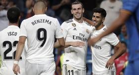 Ronaldo ve Zidane'sız Real Madrid lige 3 puanla başladı