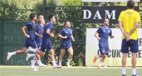 Fenerbahçe'de Göztepe hazırlıkları