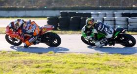 MotoGP Çaylaklar Kupası'nda büyük heyecan