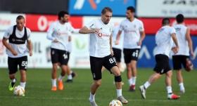 Beşiktaş'ta Avrupa Ligi mesaisi