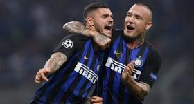 Inter 3 puanı söktü aldı!