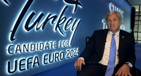 Servet Yardımcı: EURO 2024 için sıra Türkiye'de