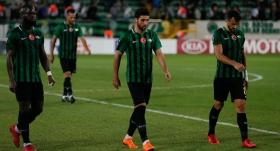 Sevilla zirvede, Akhisarspor 3. sırada yer aldı