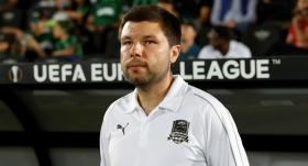 """""""UEFA Avrupa Ligi'ne 3 puanla başladık, mutluyuz"""""""