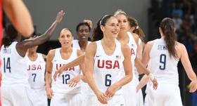 Kadın basketbolunda ABD damgası