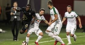 Osmanlıspor-Denizlispor maçı sonrası...