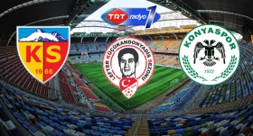 Kayserispor, A. Konyaspor'u ağırlıyor