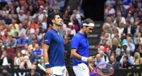 Federer ve Djokovic çifti ilk maçı kaybetti