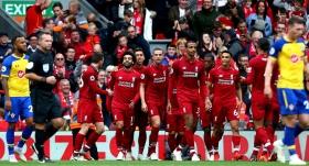 Liverpool 6'da 6 yaptı