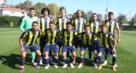Ozan Tufan, U21 derbisinde sahaya çıktı
