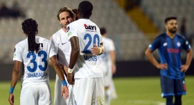 Erzurumspor, Ankara Demirspor'u tek golle geçti