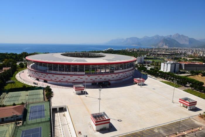 Antalya - Antalya Stadı - 32 Bin 537