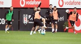 Beşiktaş eksik çalıştı