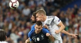Fransa, Almanya'yı eli boş yolladı