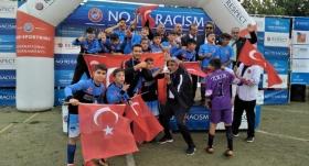 Şırnak UYAFA, İspanya'da şampiyon oldu
