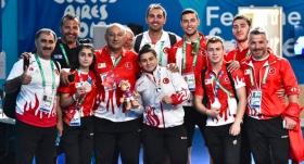 Gençlik Olimpiyatları'ndan 11 madalya